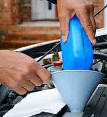 Use Factory Fluids